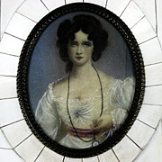 Exceptional 19th Century French Portrait