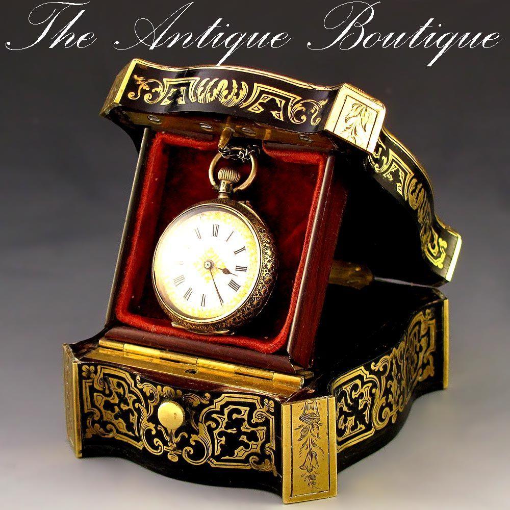 Pocket Watch Display Box Pocket Watch Holder Box