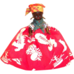 Black Americana: Celluloid Martinque Mammy Style Doll