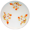 Hall &quot;Jewel Tea&quot; Pattern Round Cake Plate - Marked