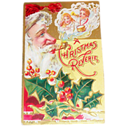 A Christmas Reverie Postcard