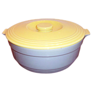 Hall General Electric Promotional Covered Casserole