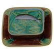 Fabulous George Jones Sardine Box with Attached Under Plate.