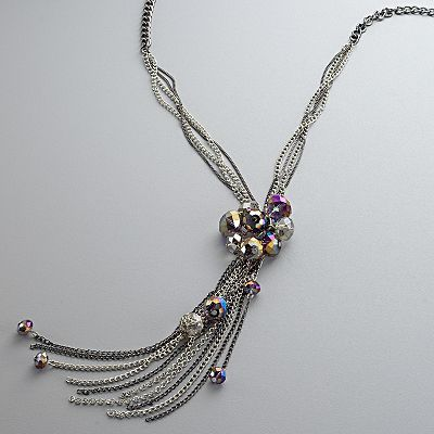 Sparkling Wine Beaded Pendant Necklace NEW! from thecontemporarytabletop on Ruby Plaza :  fashion affordable womens necklaces