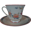 Noritake &quot;China Song&quot; Cup and Saucer - 5 Available