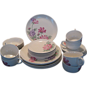 29 Piece Set Canonsburg Dinnerware - CAN39 - FREE SHIPPING