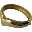 Goldtone Cuff Bracelet