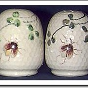 SALE Occupied Japan Salt and Pepper Shakers