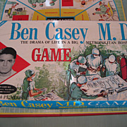 Ben Casey M.D. Game - 1961