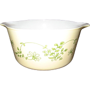 Pyrex Small Shenandoah Casserole Dish