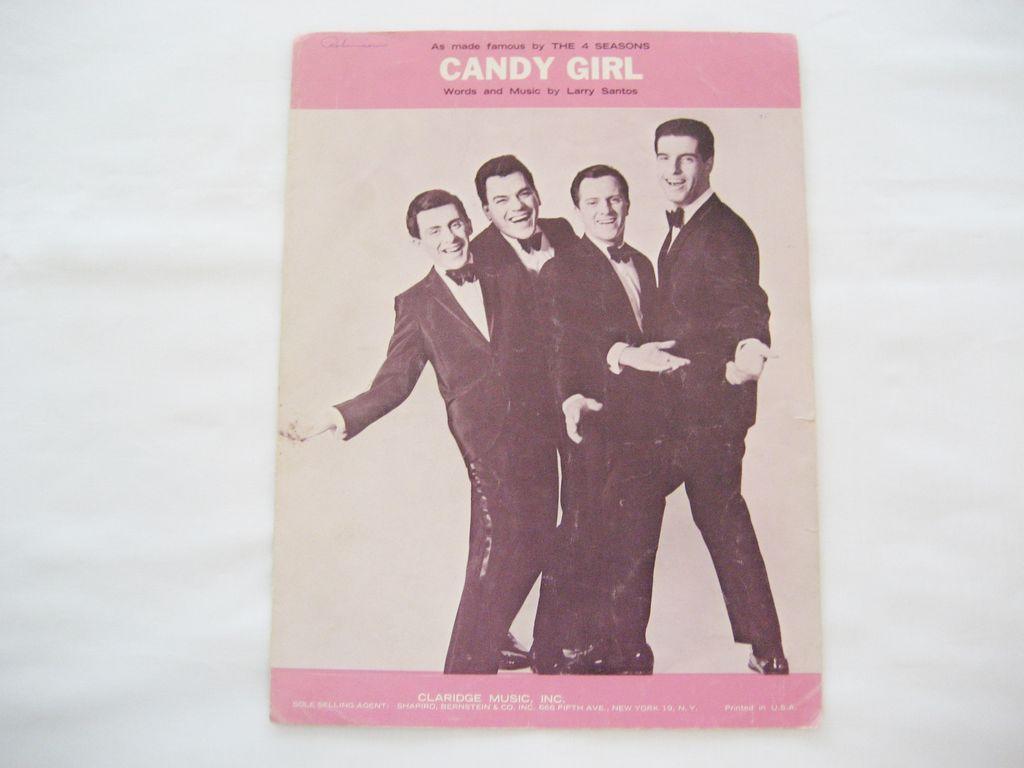 candy girl 4 seasons videos