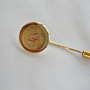 University of Delaware Stick Pin - CSI Gold Medallion Collection
