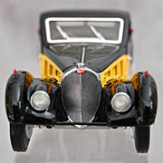 Franklin Mint 1936 Bugatti Type 57SC Ltd. Ed., MIB!