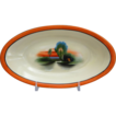 Noritake Porcelain Hand Painted Dish, Ca. 1925