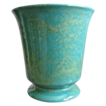 Large Cowan Pottery Vase #V-29, &quot;Azure&quot; Matrix Glaze, Ca. 1930