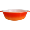 Colorful Fire King 1.5 Qt. Round Casserole