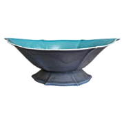 Cowan Pottery Bowl #643, Dawn Glaze, Ca. 1925