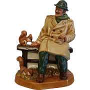 Royal Doulton Figurine, �Lunchtime�, HN 2485, Ca. 1973
