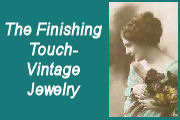 Finishing Touch Vintage Jewelry