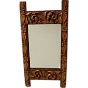 19th C. Aesthetic Movement Oak Frame