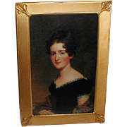 Mkd &quot;K & O&quot; Gold-Plated Picture  Frame Patd 1909