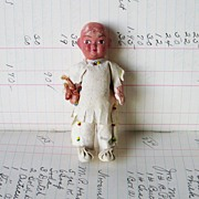 REDUCED Vintage Indian Doll