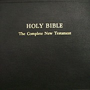 Holy Bible Audio Book (1953)~The Complete New Testament