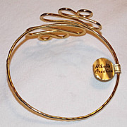 Nikolis Creation Bracelet ~  Made In Greece ~ c. 1988