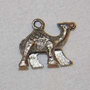 Vintage Camel Charm