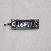 Vintage Miniature  Harmonica - STARLET - early 1970's