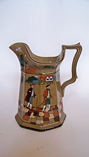 Buffalo Deldare Octagonal Pitcher