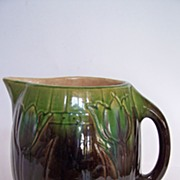 SOLD Early Roseville Blended Tulip Pitcher - Red Tag Sale Item