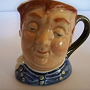SALE Royal Doulton Fat Boy Mini Character Jug