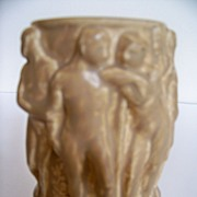SALE Rookwood Vase by Louise Abel