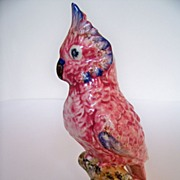 SALE Stangl Pottery Cockatoo