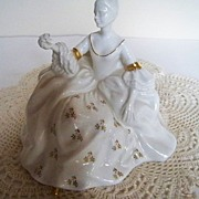 SALE Royal Doulton figurine Antoinette