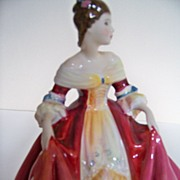 SALE Royal Doulton figurine Southern Belle