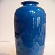 SALE Good Japanese Art Pottery Vase