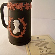 SALE Royal Wedding of Charles and Diana Three Color Jug, Wedgwood Limited Edition