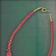 Red Coral 25 mm beads : Coral Marvels