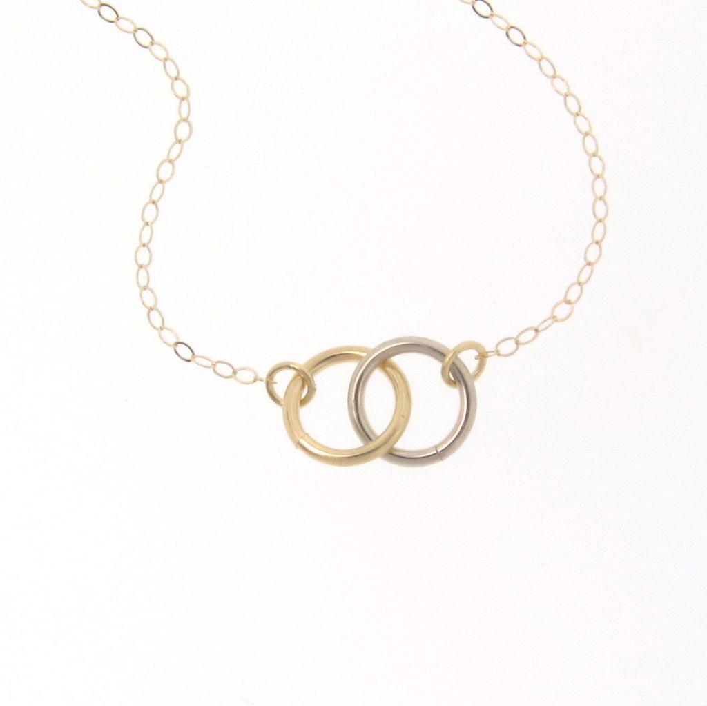 Tiffany  Interlocking Circles Ring