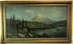 Original Oil Painting of Mt Hood Landscape by Alexander M Wood