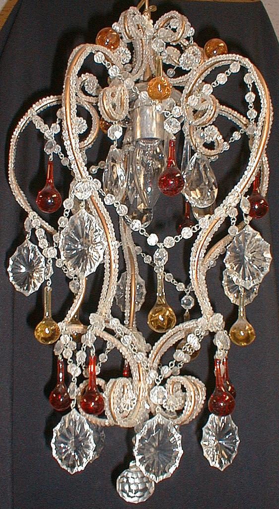 Chandelier Parts, Crystal Chandelier Parts, Chandelier Crystals