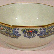 Autumn by Lenox 5 1/4� Octagon Centennial Serving Bowl,  c. 1989