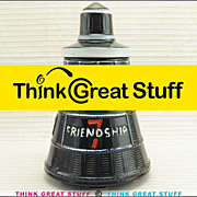 "McCoy ""Friendship 7 Spaceship"" Cookie Jar 21001284 (McCoy #204, circa 1962)"