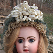 "23"" Lovely Closed Mouth Jumeau Antique Doll - Bargain! Layaway!"