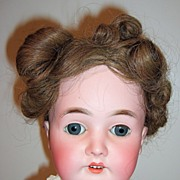 "SALE 28"" Queen Louise Antique Doll - layaway!!"