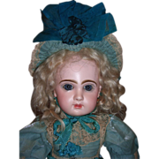 21&quot; Tete Jumeau Antique Doll - Layaway!