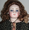 "18"" Grand French Fashion Doll - Spectacular Eyes!"