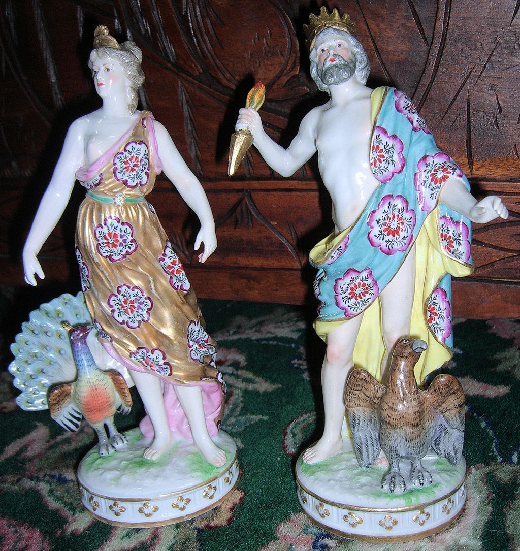 RARE Eugene Max Clauss Pair of Figurines